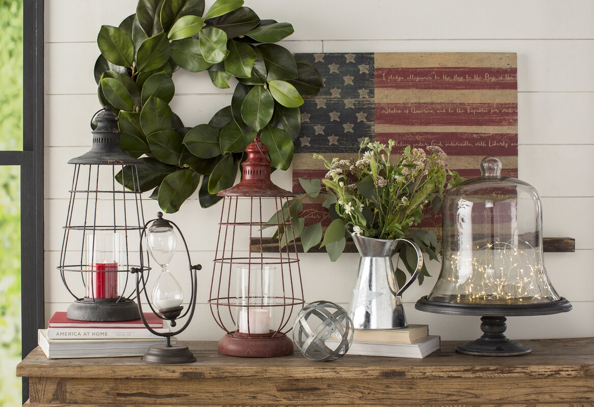 Timeless hourglass decor reviews joss main for Timeless home decor