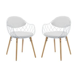 Parsons Chair (Set of 2) by Modway