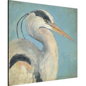 u0027coastal blue heron u0027 painting print on wrapped canvas   u0027 blue heron canvas   wayfair  rh   wayfair