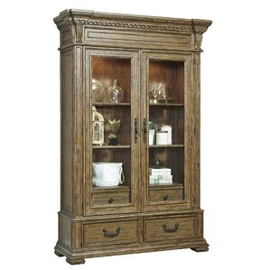 Stratton China Cabinet by Pulaski Furniture