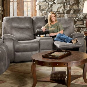 Cambridge Garrison Double Reclining Loveseat