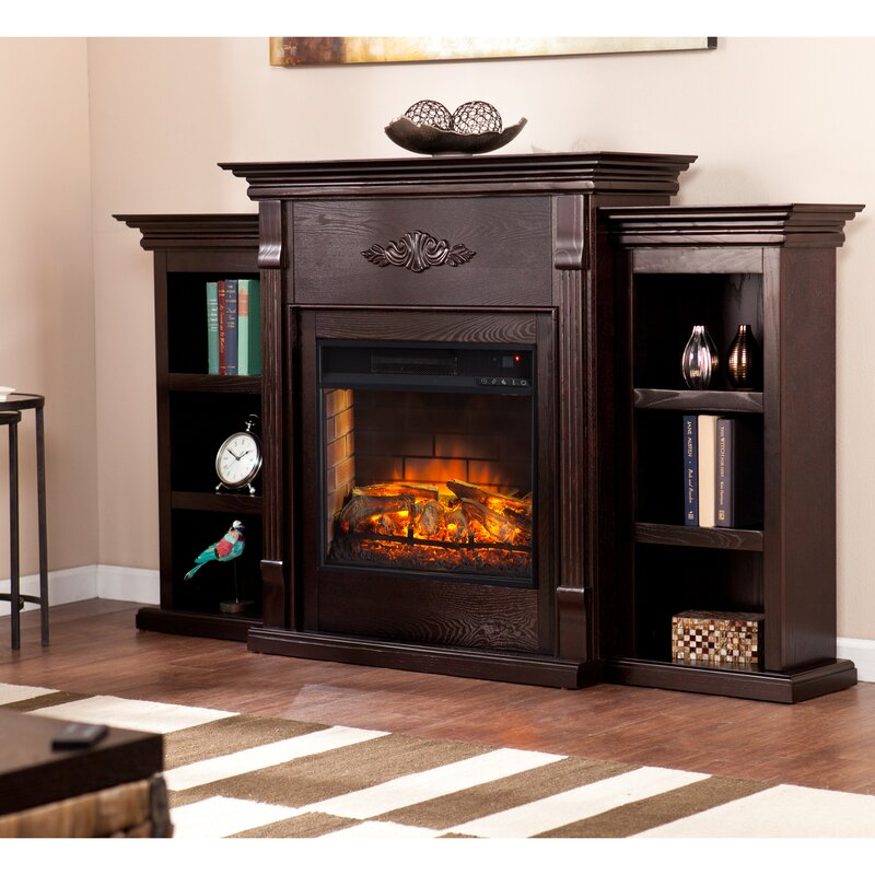 Three Posts Bernice Infrared Electric Fireplace Amp Reviews