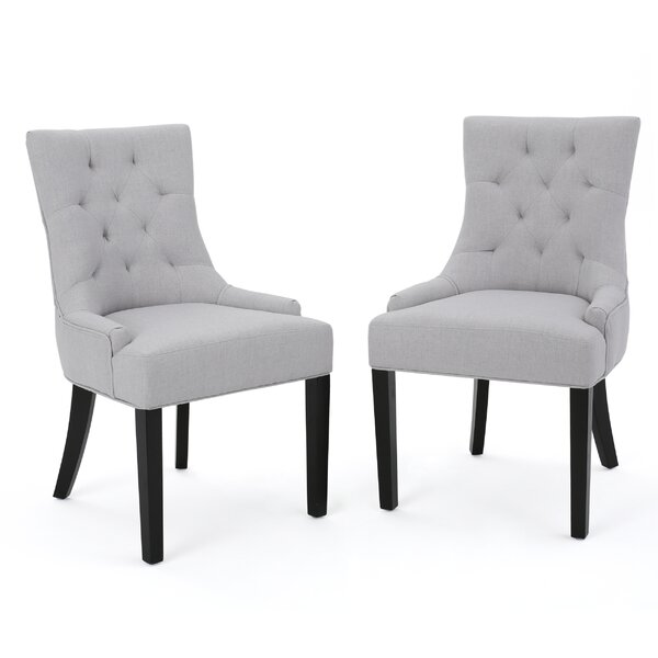 accent chairs for dining room clarity photographs | Alcott Hill Grandview Side Upholstered Dining Chair ...