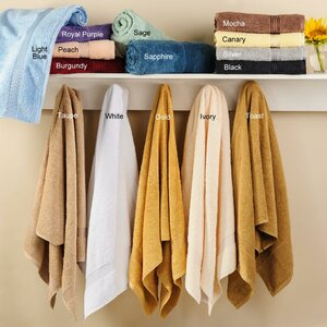Patric 2 Piece Bath Sheet Set