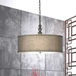Annuziata 3 Light Drum Pendant
