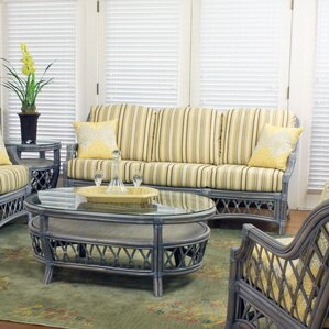 Nadine Jasmine Antique Stripe Sofa Part 70