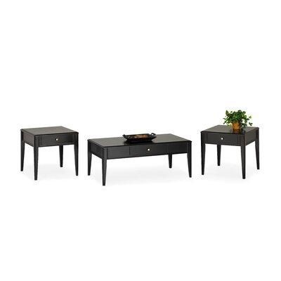 astoria grand albertus 3 piece coffee table set reviews wayfair