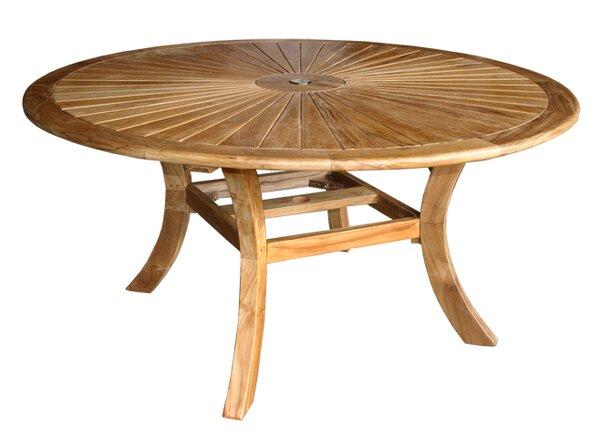 Good Indoor Teak Dining Table | Wayfair