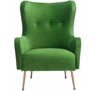 burke wingback chair
