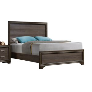 Bowne Panel Bed by Ivy Bronx