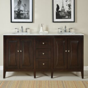 Charmant 68 Inch Double Vanity | Wayfair