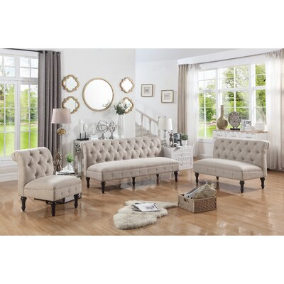 French Country Living Room Sets You Ll Love Wayfair