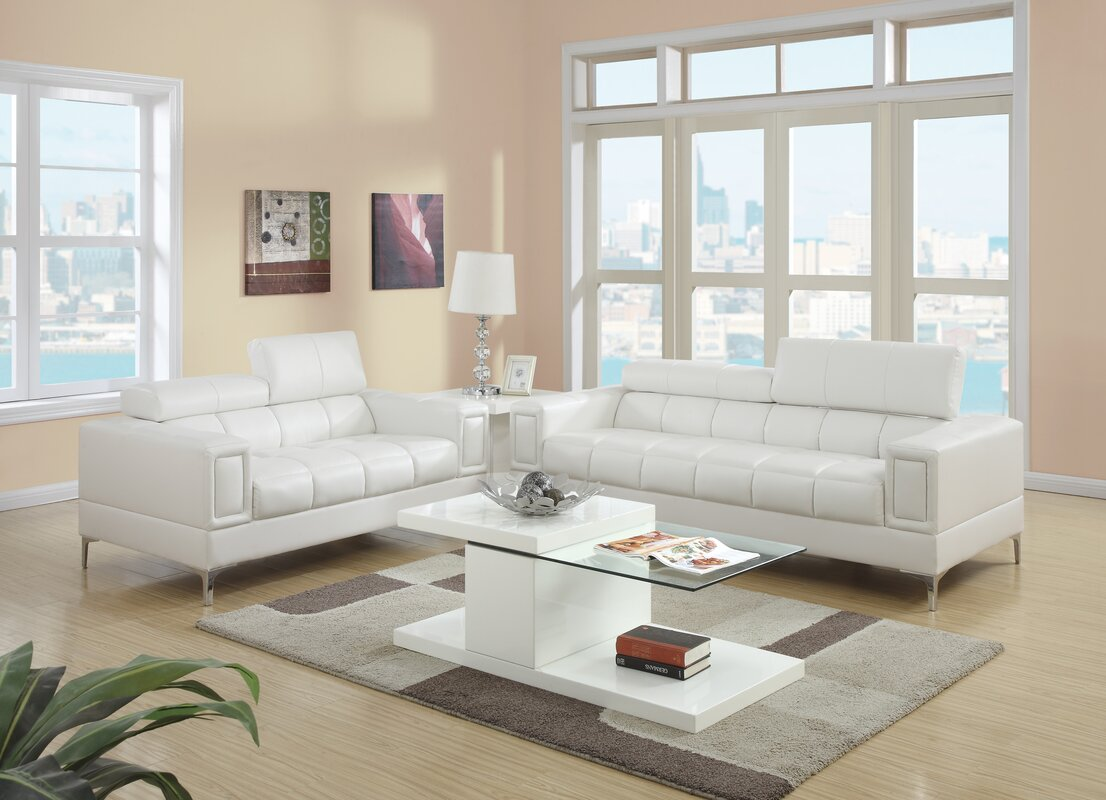 Great Lydia 2 Piece Living Room Set Amazing Pictures
