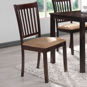 Side Chair (Set of 2) by InRoom Designs