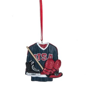 Specialty Hockey Gear Ornament
