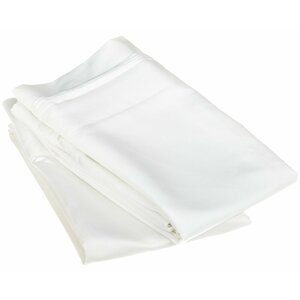 Patric 1500 Thread Count Solid Pillowcase Pair (Set of 2)