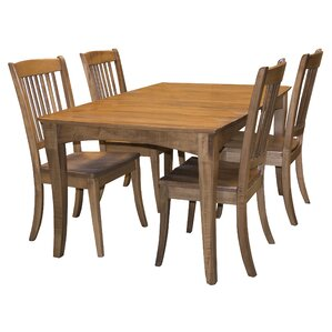 5 Piece Dining Set by AmeriHome