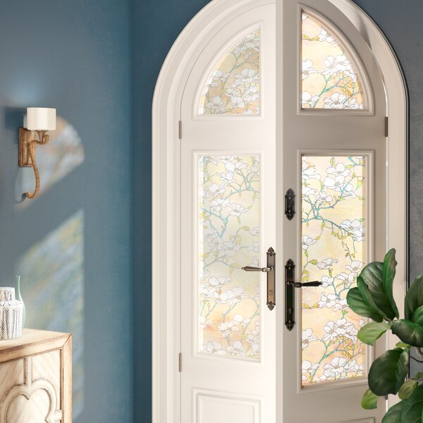 Amazing Decorative Window Film Ideas Door Window Film | Wayfair