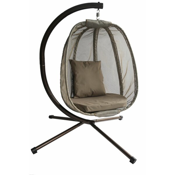 Flowerhouse Egg Swing Chair With Stand Amp Reviews Wayfair