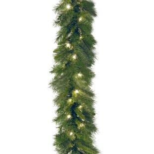 pine garland - Green Christmas Garland