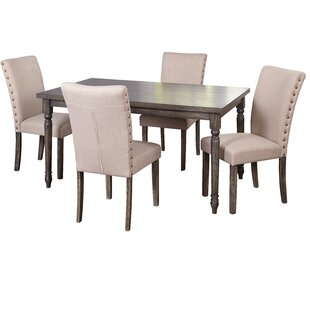 Damon Parsons 5 Piece Dining Set