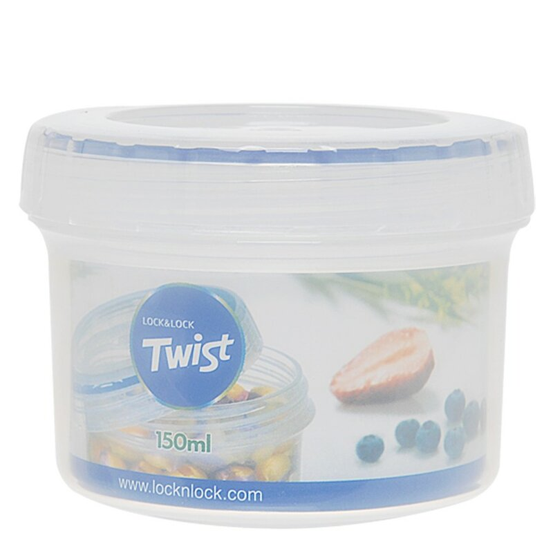 Twist Top Round 4.8 Oz. Food Storage Container