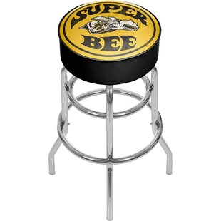 Dodge Super Bee 31 Swivel Bar Stool