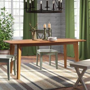 Beau Marlene Wood Dining Table