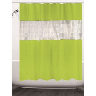 Albaugh Peva Single Shower Curtain