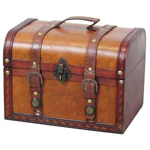 Decorative Treasure Wood Box