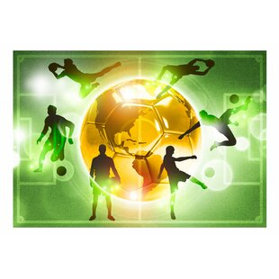 . Football Wallpaper   Wayfair co uk