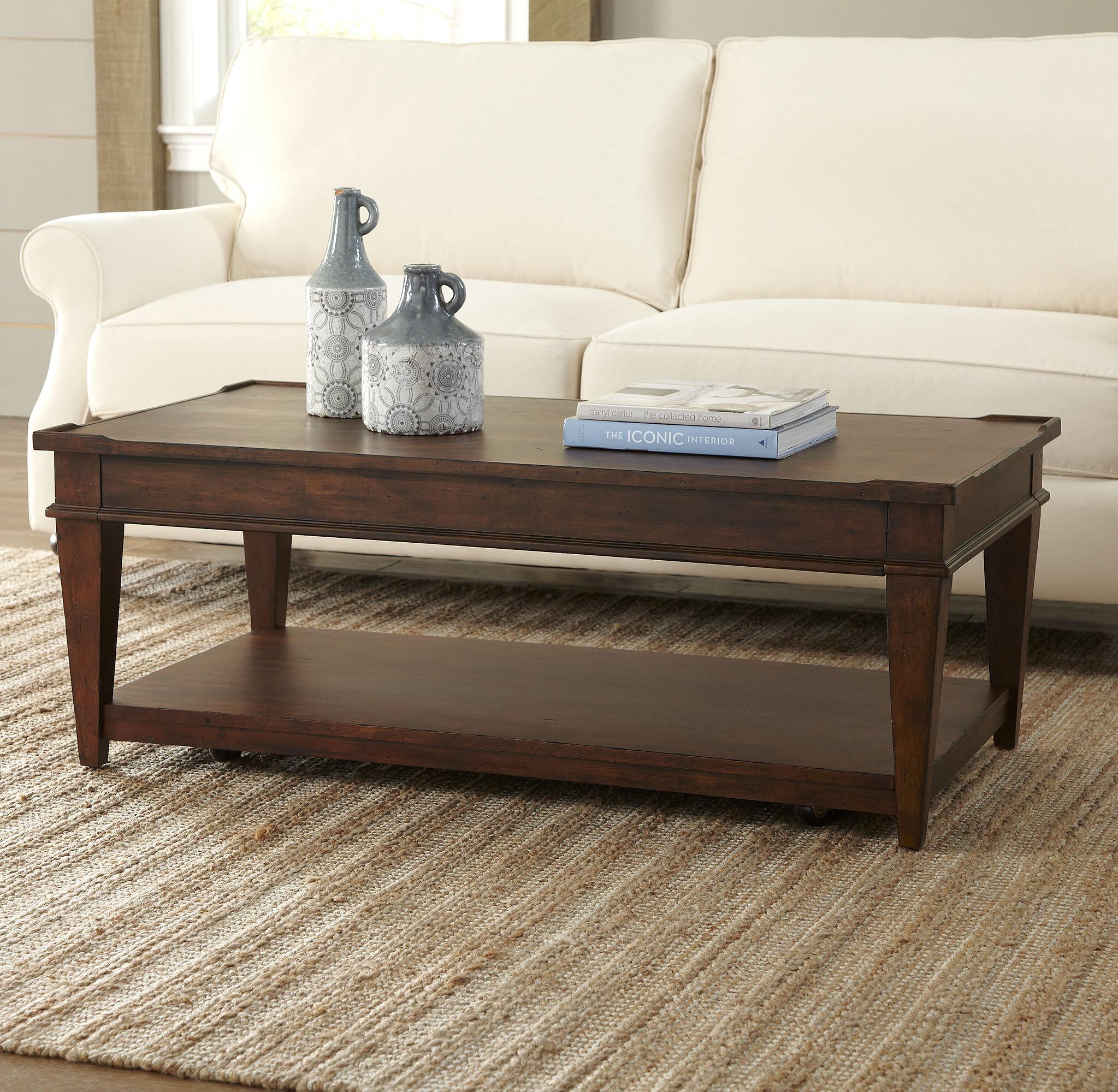 Wheaton Coffee Table & Reviews