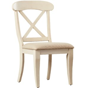 Bridgeview Side Chair (Set of 2) by Beachcrest Home