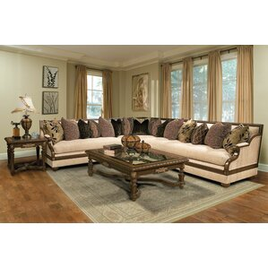 Saveria Sectional by Benetti's Italia