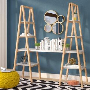 bookcase desk combo wayfair rh wayfair com bookcase desk combination desk bookcase combo uk
