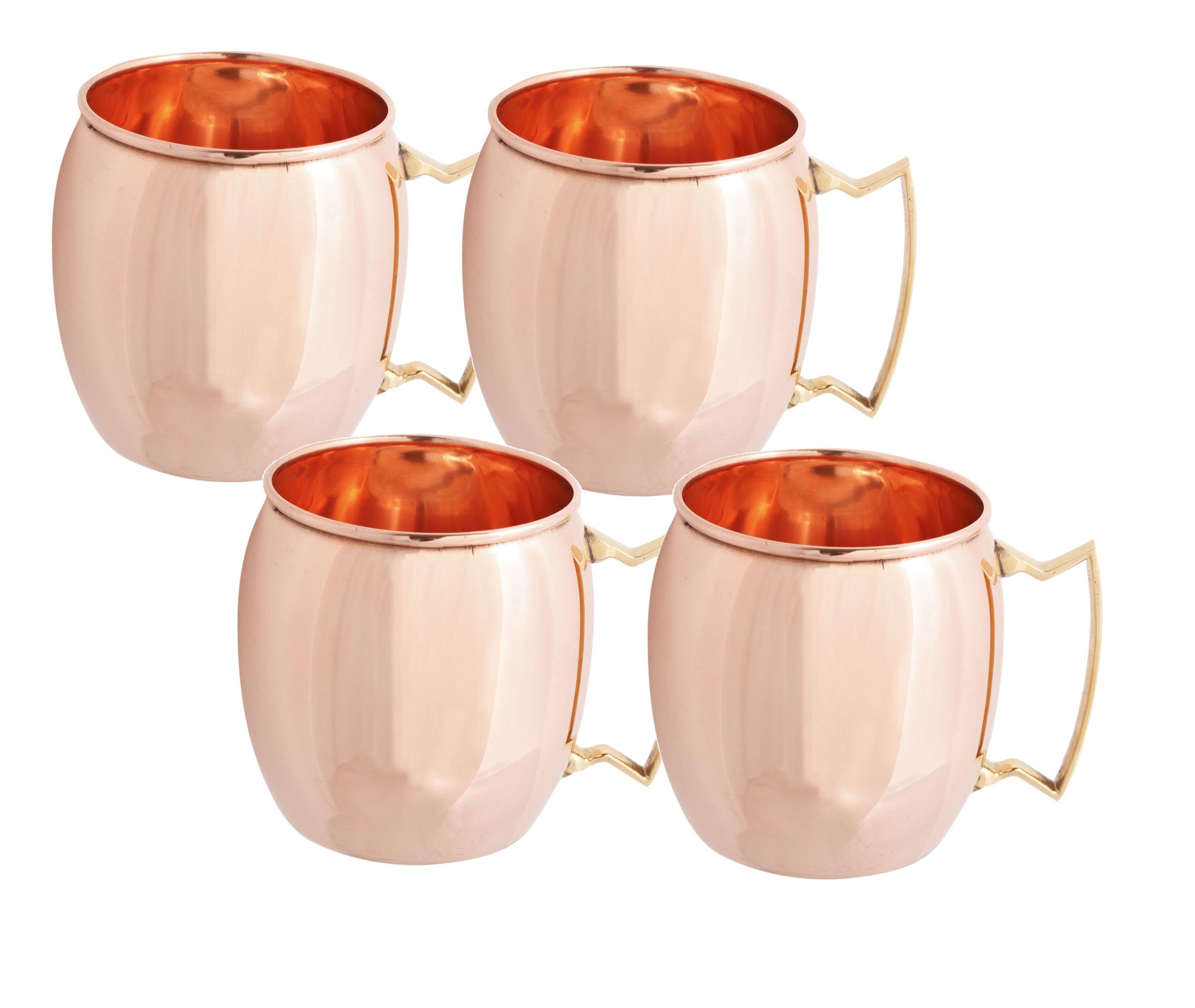 Moscow Mule Copper Mugs | Wayfair