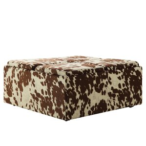 Mitchell Storage Cocktail Ottoman by House of Hampton