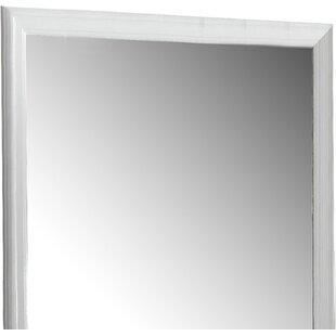 Off White Dresser Mirror Wayfair
