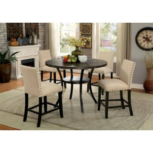 Rigby 3 Piece Counter Height Dining Set