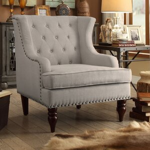 Jewel Wingback Chair Part 96