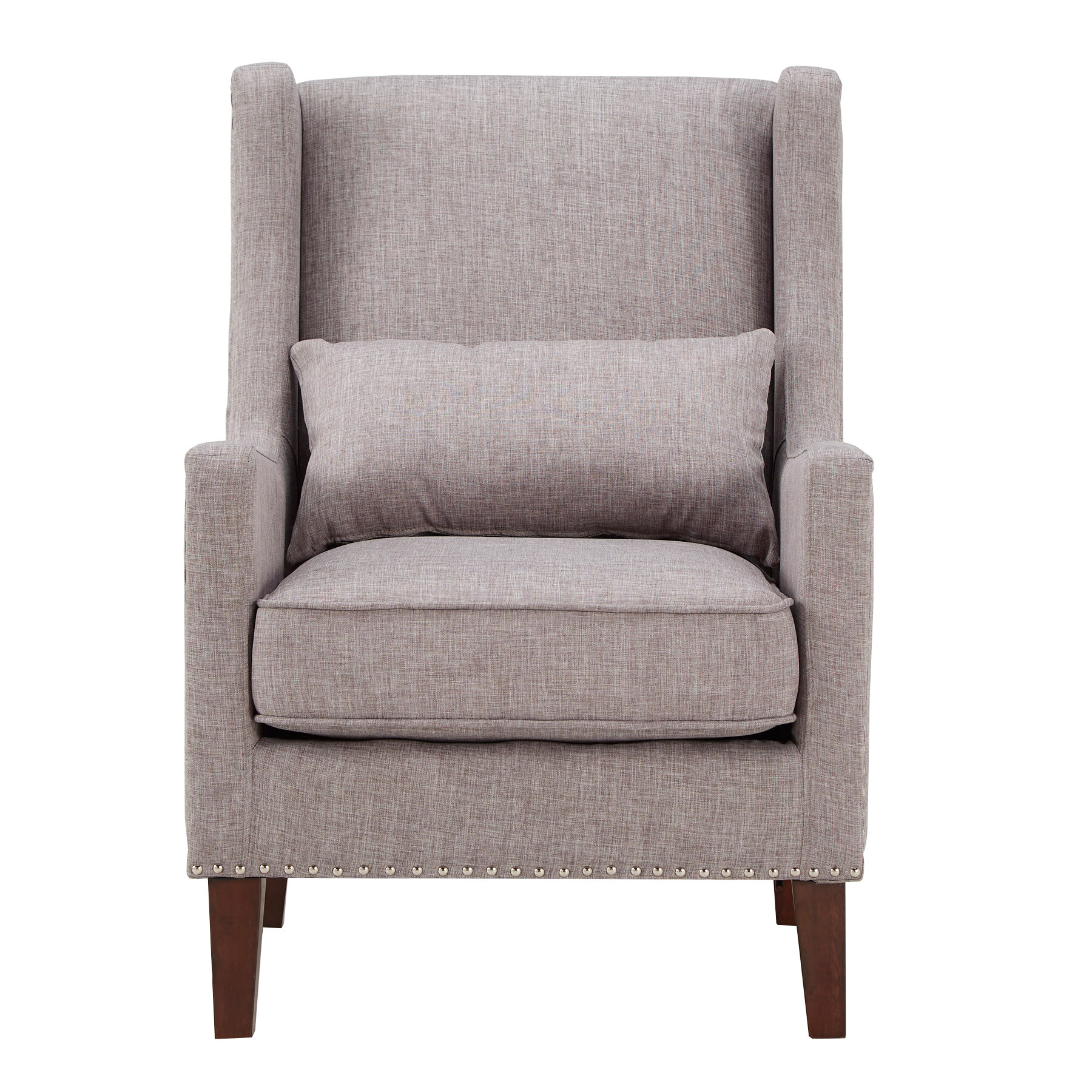Charmant Andover Mills Oneill Wingback Chair U0026 Reviews | Wayfair