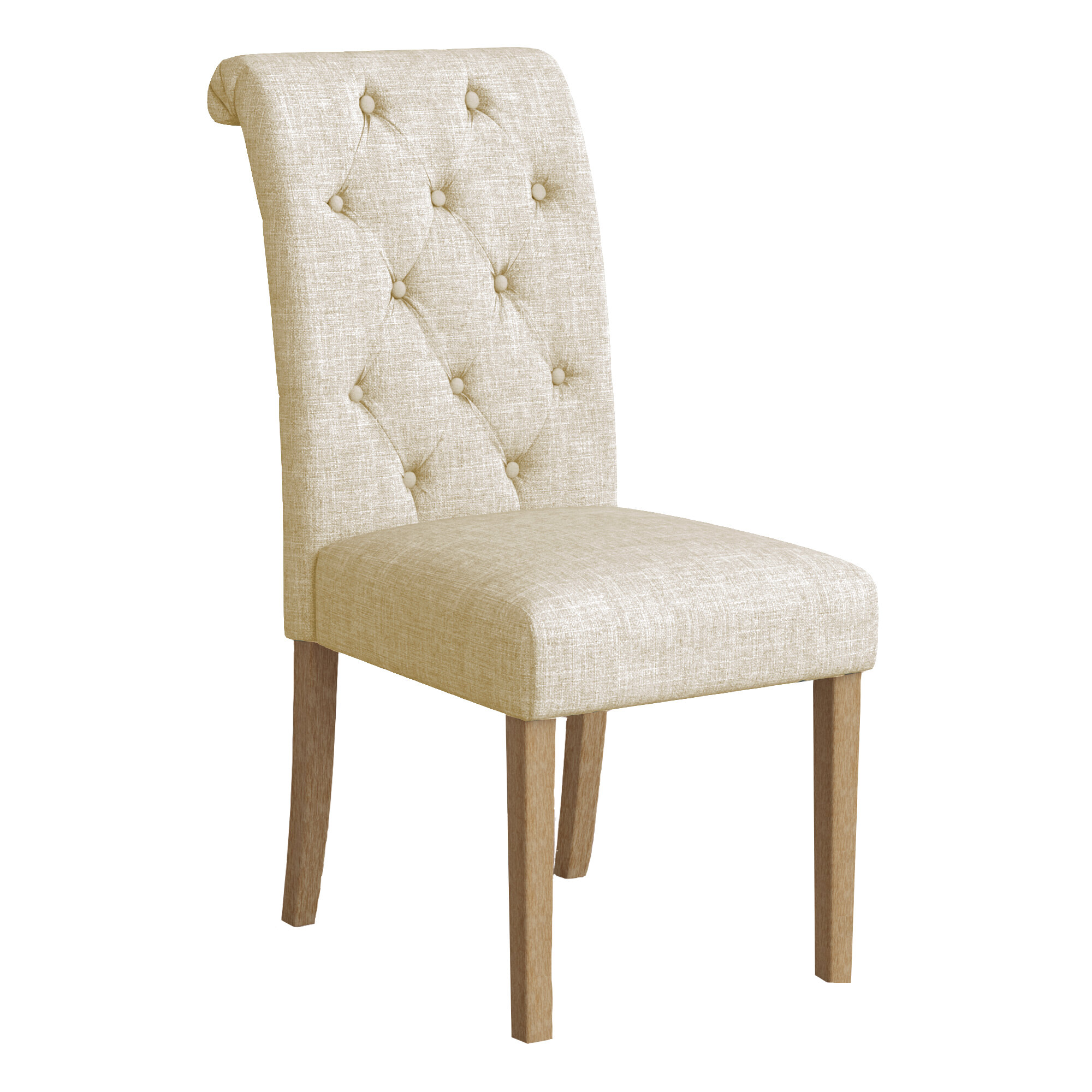 7c5620095d48 Tan Dining Chairs