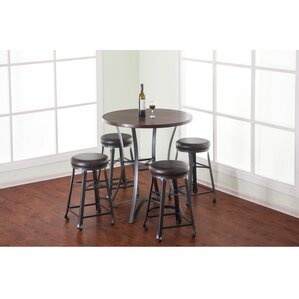 Sitz 5 Piece Dining Set by Simmons Casegoods by ..