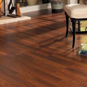 Home Series 8″ x 47″ x 7mm Cherry Laminate Flooring in Brazilian Cherry