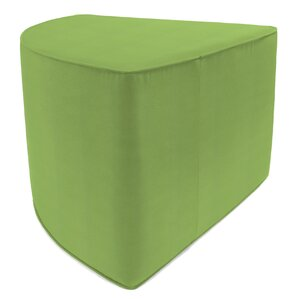 Indoor/Outdoor Corner Pouf Ottoman by Jordan Manufacturing