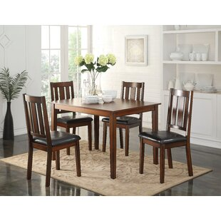 Kenyon 5 Piece Dining Set