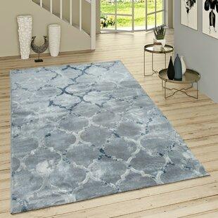 Teppiche blau   Wayfair.de