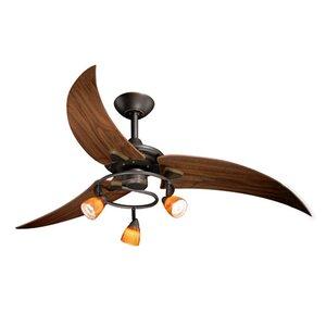 Birdsall 3-Blade Ceiling Fan