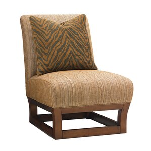 Island Fusion Slipper Chair by Tommy Bahama Home