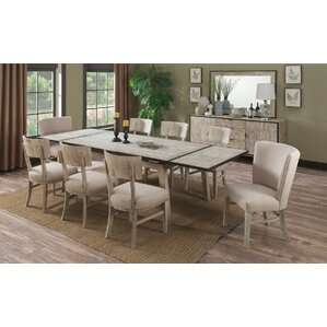 Sidney 9 Piece Dining Set by Brayden Studio